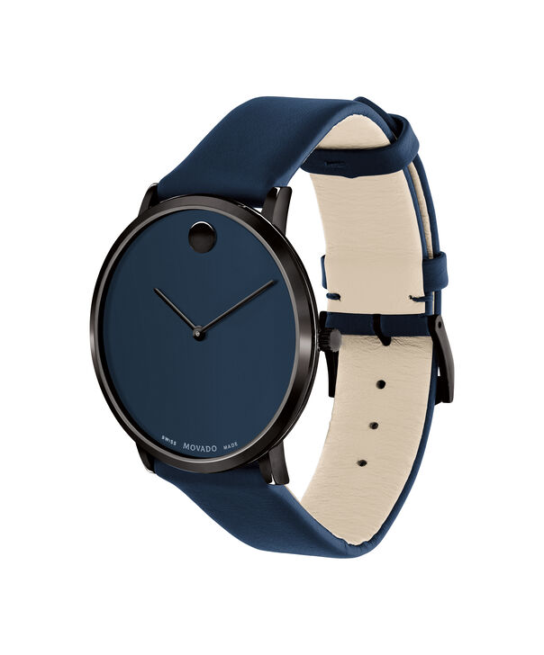 MOVADO Modern 470607331 – 40 mm Modern 47 on Strap - Side view
