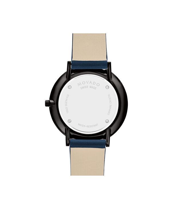 MOVADO Modern 470607339 – Modern 47 de 35mm, bracelet en cuir - Back view