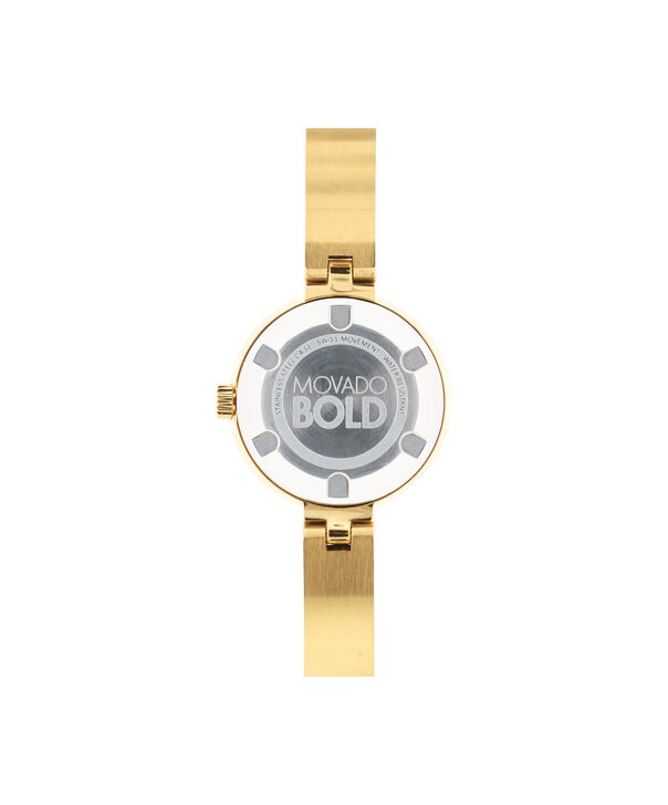 MOVADO Movado BOLD3600285 – 25 mm Metals bangle watch - Back view