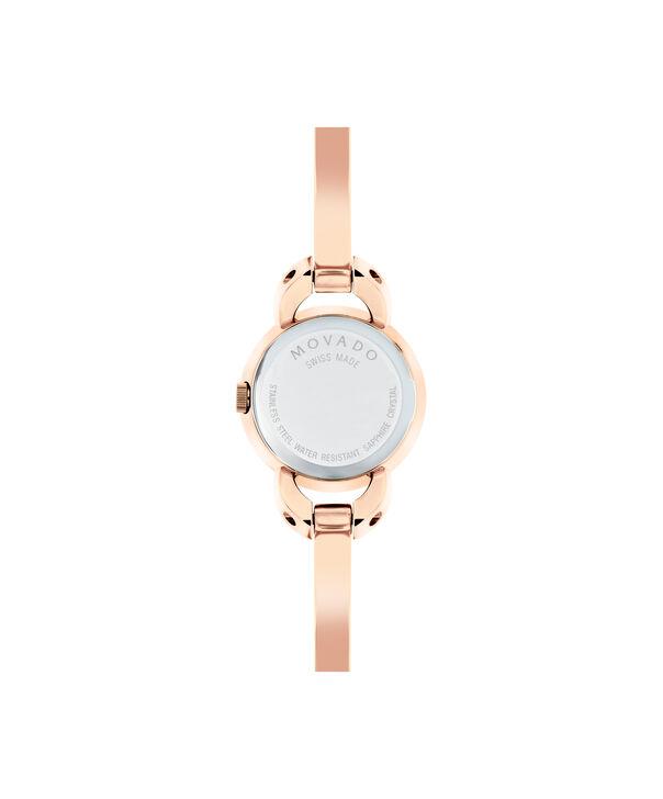 MOVADO Rondiro0607065 – Women's 22 mm bangle watch - Back view