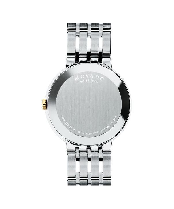 MOVADO Esperanza0607058 – Montre-bracelet à cadran de 39 mm pour hommes - Back view