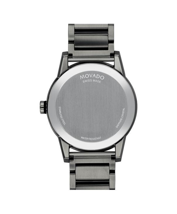 MOVADO Museum Sport0607226 – Montre-bracelet à cadran de 43 mm pour hommes - Back view