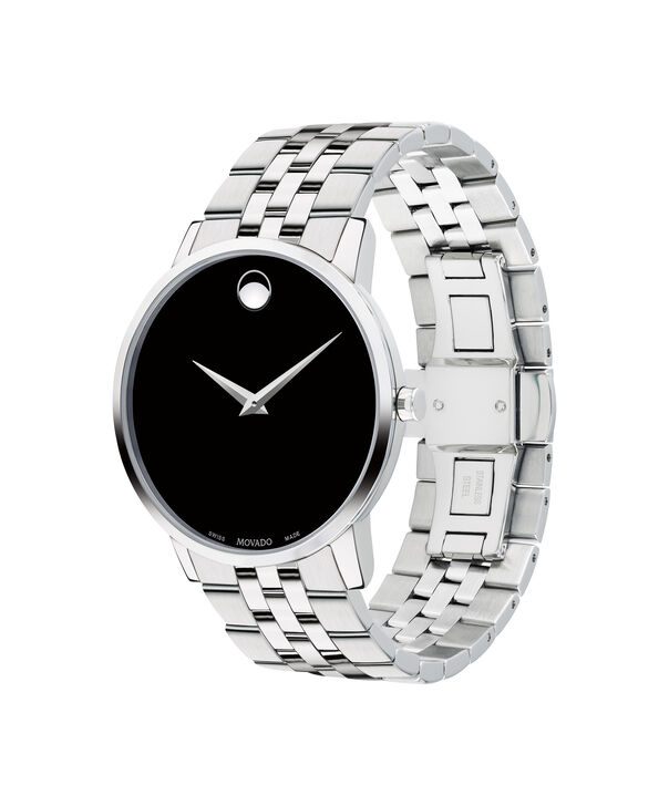 MOVADO Museum Classic0607199 – Men's 40 mm bracelet watch - Side view