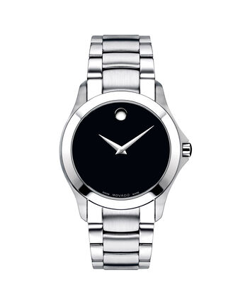 MOVADO Masino0605869 – Men's 38 mm bracelet watch - Front view