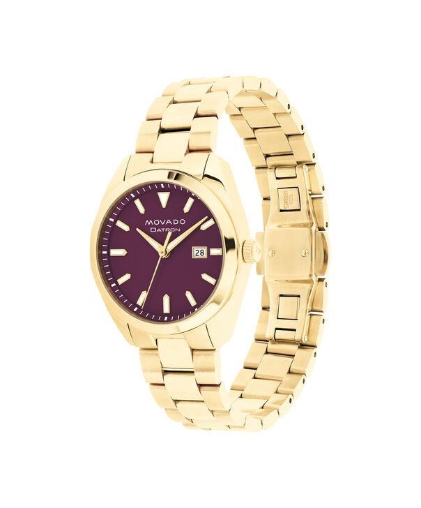 MOVADO Movado Heritage Series3650077 – Women's 31 mm bracelet watch - Side view