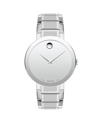 MOVADO Sapphire0607178 – Montre-bracelet à cadran de 39 mm pour hommes - Front view