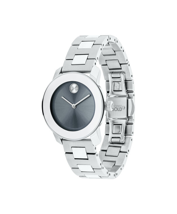 MOVADO Movado BOLD3600436 – 30 mm Metals bracelet watch - Side view