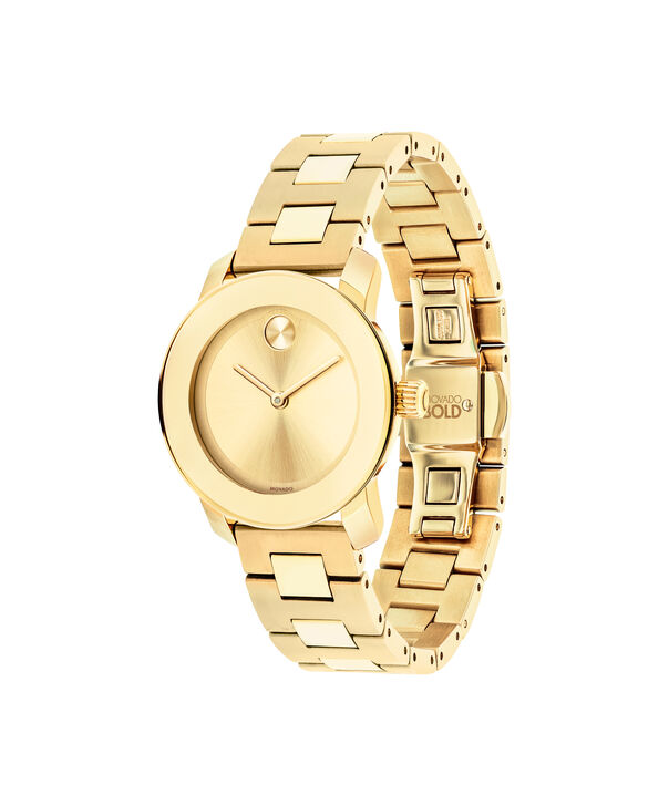 MOVADO Movado BOLD3600434 – 30 mm Metals bracelet watch - Side view