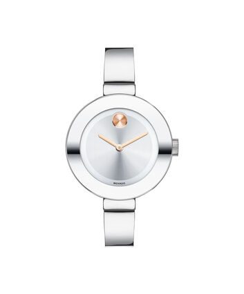 MOVADO Movado BOLD3600194 – 34 mm Metals bangle watch - Front view