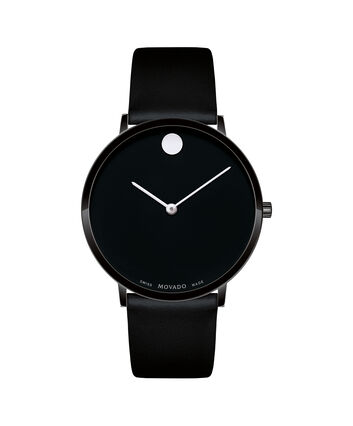 MOVADO Modern 470607430 – Modern 47 40 mm - Front view
