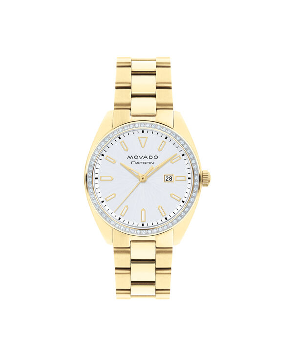 MOVADO Movado Heritage Series3650070 – Women's 31 mm bracelet watch - Front view