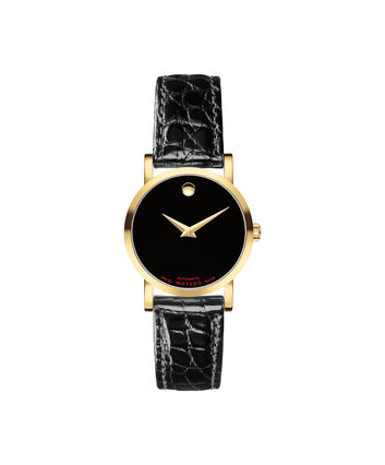 MOVADO Red Label0607010 – Montre automatique de 26 mm pour femmes - Front view