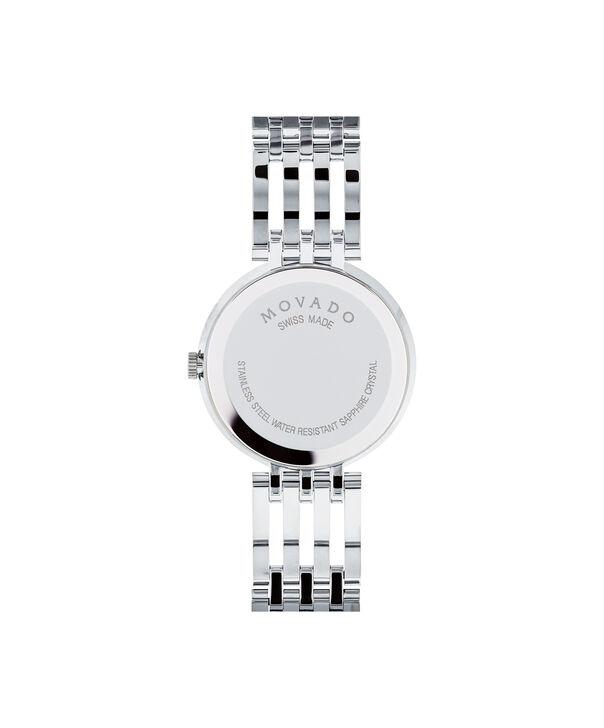 MOVADO Esperanza0607304 – Montre-bracelet à cadran de 28 mm pour femmes - Back view