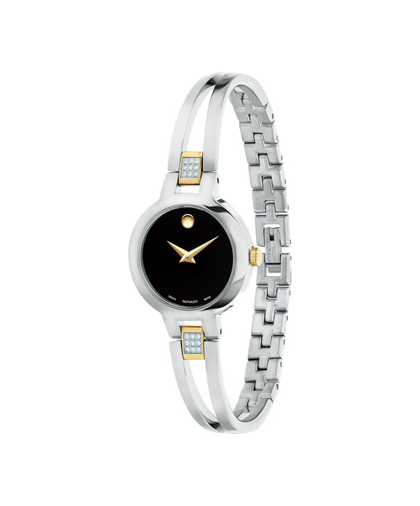 MOVADO Amorosa0607185 – Women's 24 mm bangle watch - Side view