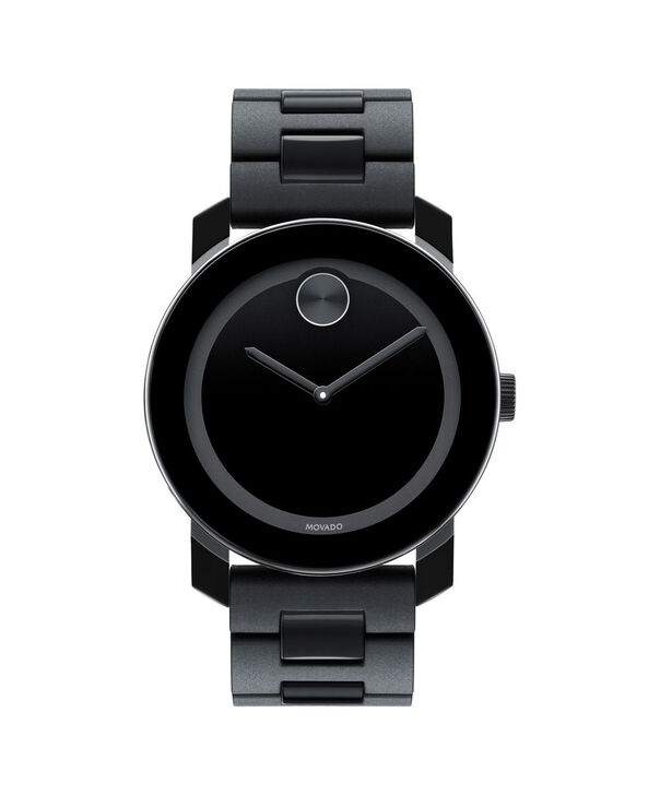 MOVADO Movado BOLD3600047 – 42 mm TR90 bracelet watch - Front view
