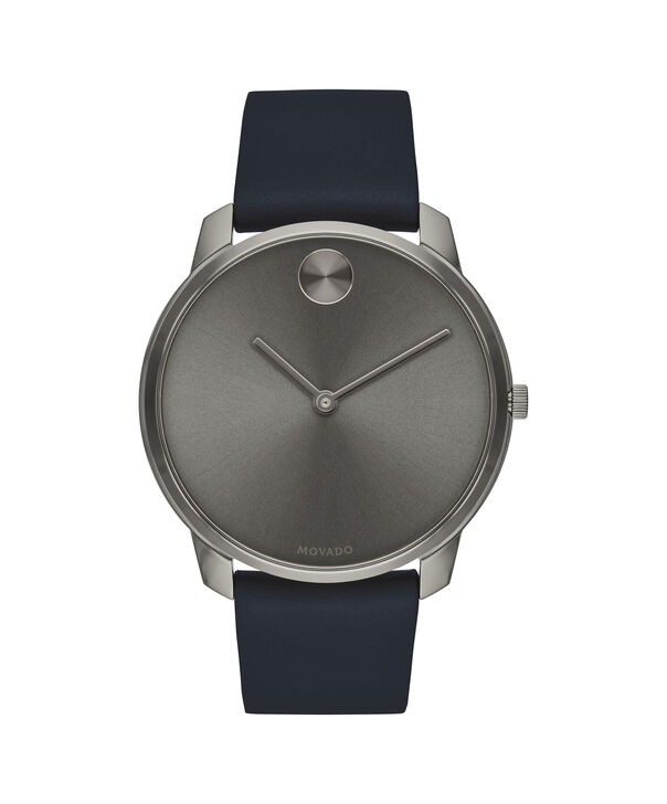 MOVADO Movado Bold3600586 – 42mm BOLD Thin on Strap - Front view