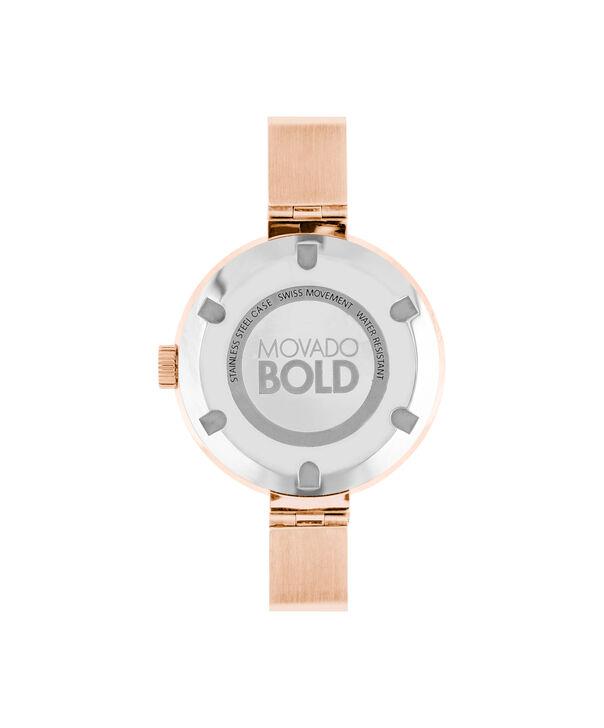 MOVADO Movado BOLD3600202 – 34 mm Metals bangle watch - Back view