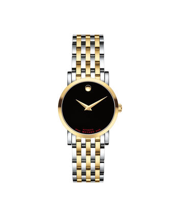MOVADO Red Label0607011 – Montre automatique de 26 mm pour femmes - Front view