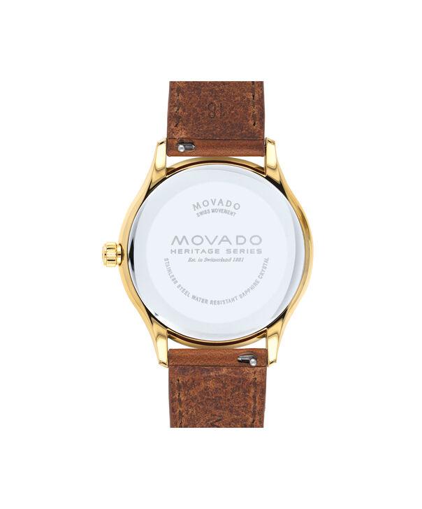 MOVADO Movado Heritage Series3650033 – Montre de 36 mm pour femmes - Back view