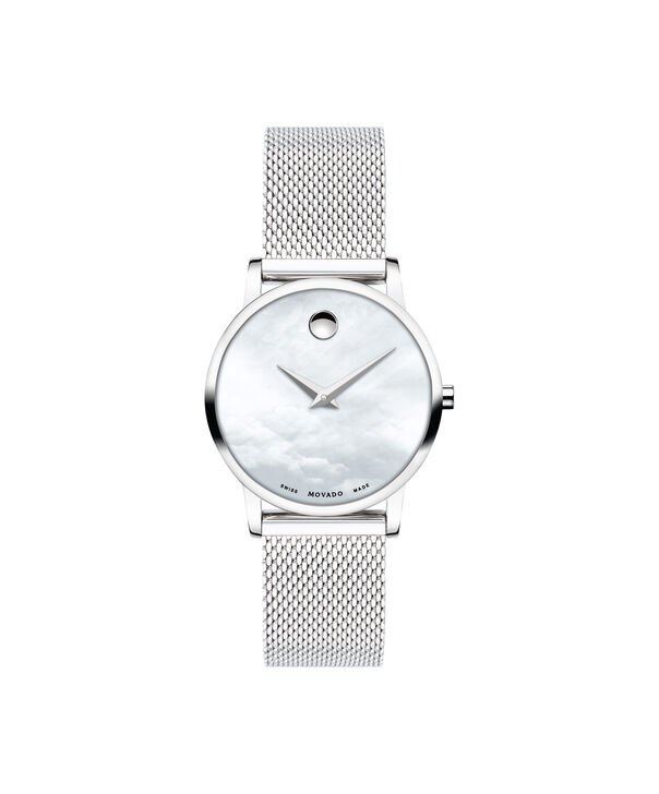 MOVADO Museum Classic0607350 – Museum Classic 28 mm - Front view