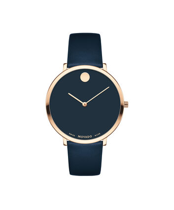 MOVADO Modern 470607390 – Modern 47 35 mm - Front view
