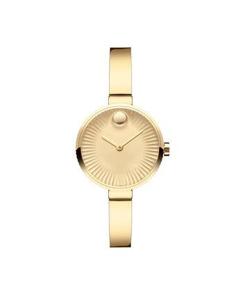 MOVADO Movado Edge3680021 – Women's 28 mm bangle watch - Front view