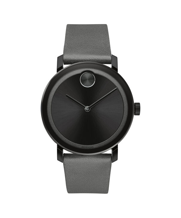 MOVADO Movado BOLD3600523 – Men's 40 mm strap watch - Front view
