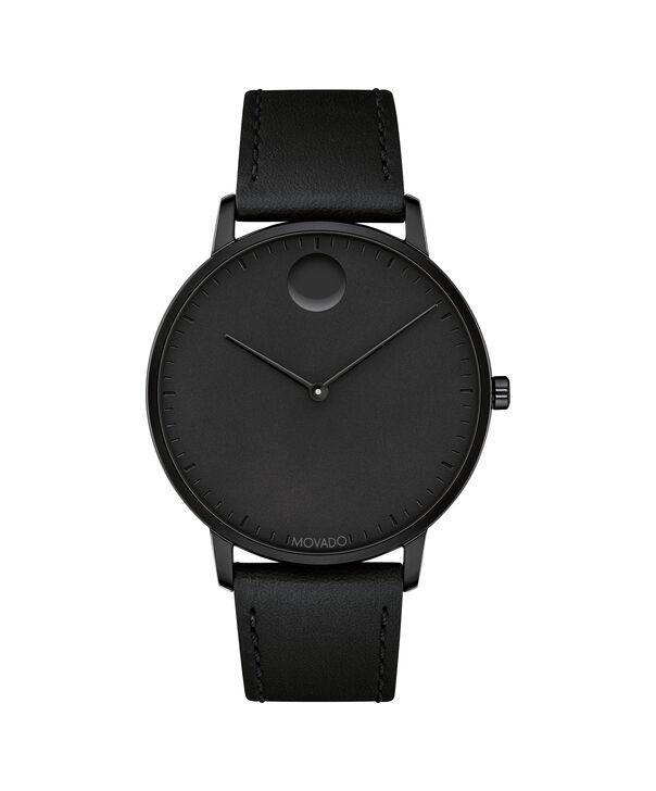 MOVADO Movado Face3640002 – Men's 41 mm strap watch - Front view