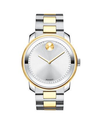 MOVADO Movado BOLD3600431 – Montre-bracelet de 42,5 mm en métal - Front view
