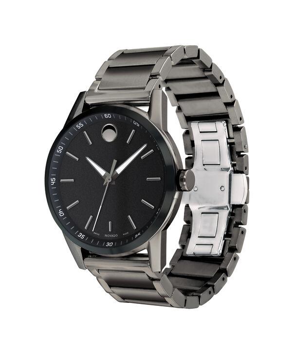 MOVADO Museum Sport0607226 – Men's 43 mm bracelet watch - Side view
