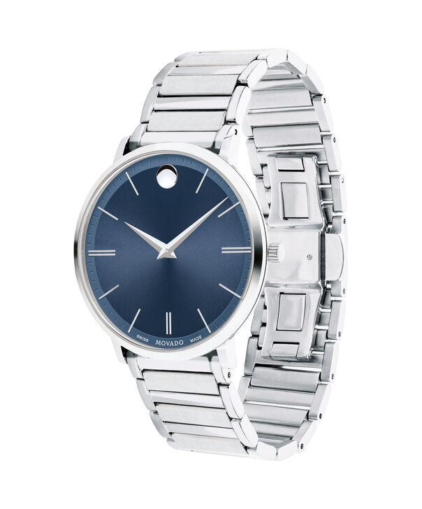 MOVADO Movado Ultra Slim0607168 – Montre de 40 à bracelet pour hommes - Side view