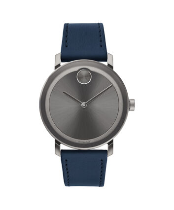 MOVADO Movado BOLD3600507 – Men's 40 mm strap watch - Front view