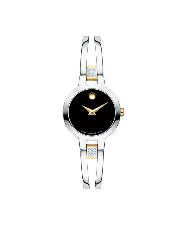 MOVADO Amorosa0607185 – Women's 24 mm bangle watch - Front view