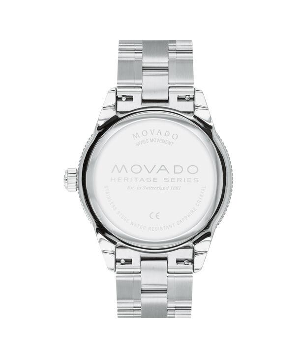 MOVADO Heritage Series3650094 – Calendoplan S Diver Heritage Series 43 mm,  bracelet - Back view