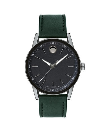 MOVADO Museum Sport0607264 – Men's 42 mm strap watch - Front view