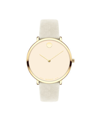 MOVADO Movado Modern 470607345 – 35 mm Modern 47 on Strap - Front view