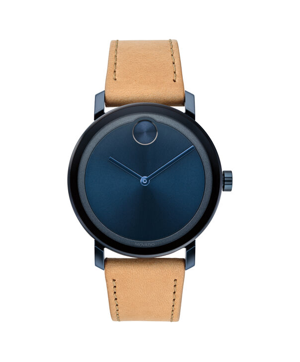 MOVADO Movado BOLD3600505 – Men's 40 mm strap watch - Front view