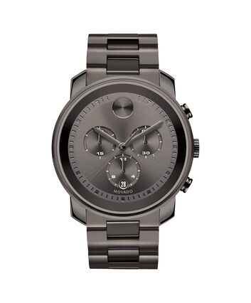 MOVADO Movado BOLD3600277 – 44 mm Metals bracelet chronograph - Front view