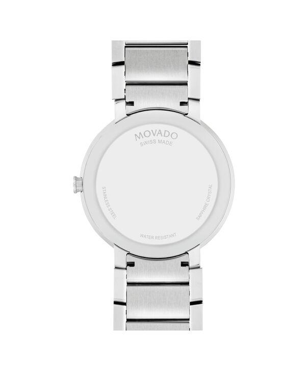 MOVADO Sapphire0607178 – Montre-bracelet à cadran de 39 mm pour hommes - Back view