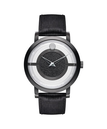MOVADO Museum Classic0606568 – Men's 43 mm Translucent watch - Front view