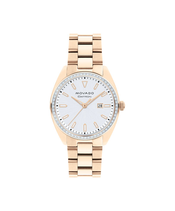 MOVADO Movado Heritage Series3650071 – Women's 31 mm bracelet watch - Front view