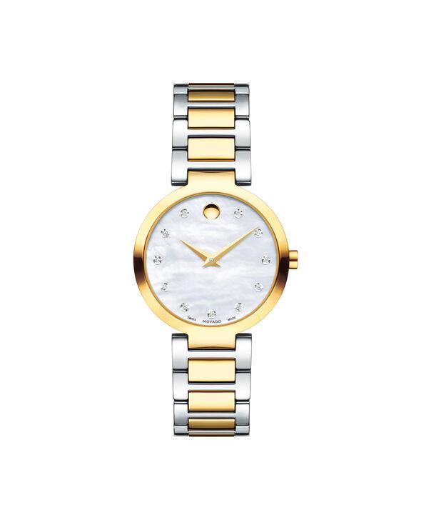 MOVADO Modern Classic0607103 – Montre-bracelet à cadran de 28 mm pour femmes - Front view