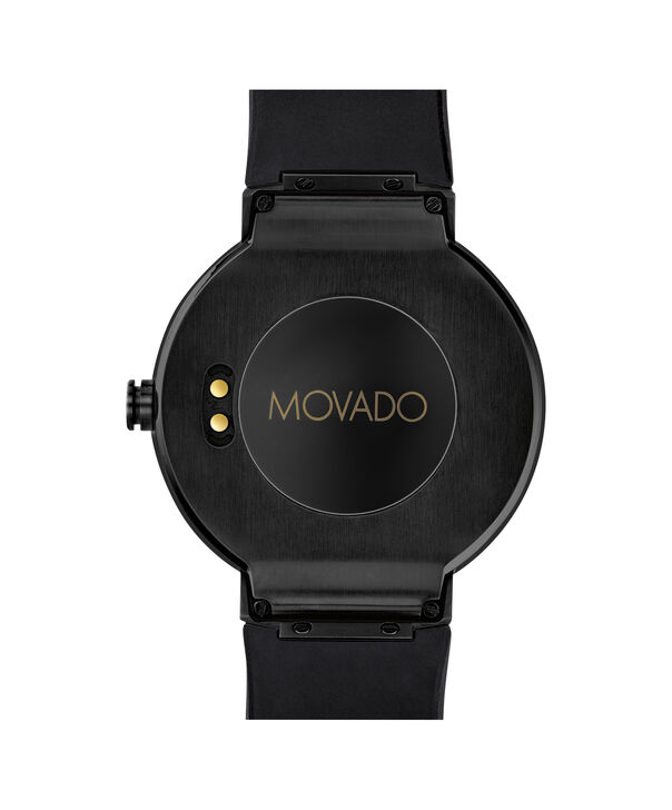MOVADO Movado Connect3660019 – 46.5 mm display smartwatch - Back view