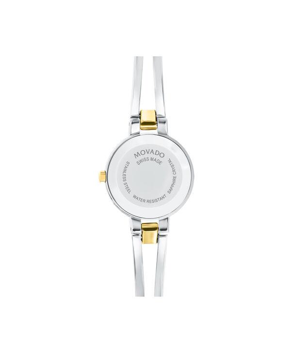 MOVADO Amorosa0607184 – Montre à bracelet-jonc de 24 mm pour femmes - Back view