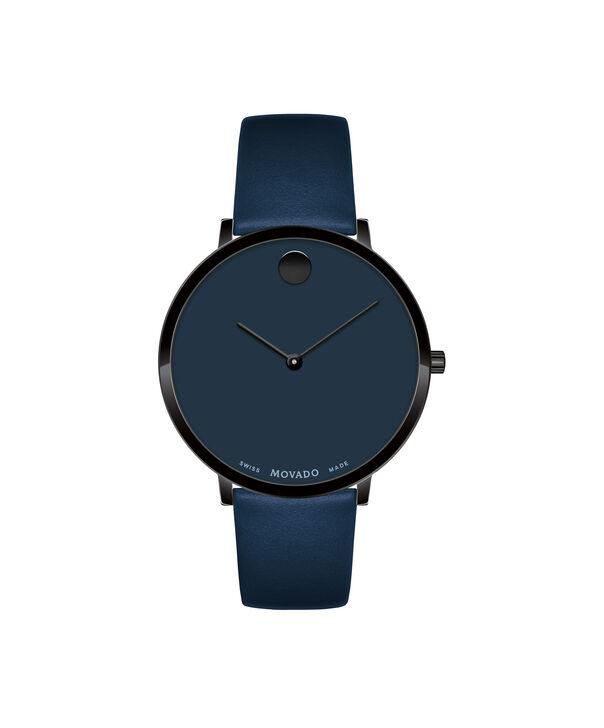 MOVADO Modern 470607339 – Modern 47 de 35mm, bracelet en cuir - Front view