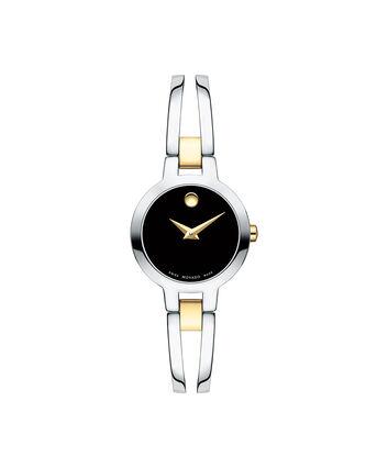 MOVADO Amorosa0607184 – Women's 24 mm bangle watch - Front view