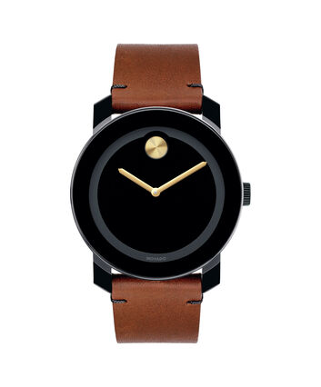 MOVADO Movado BOLD3600305 – 42 mm Colorado strap watch - Front view