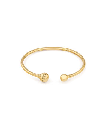 MOVADO Movado Sphere Bracelet1840019 – Yellow Gold Sphere Bracelet - Front view