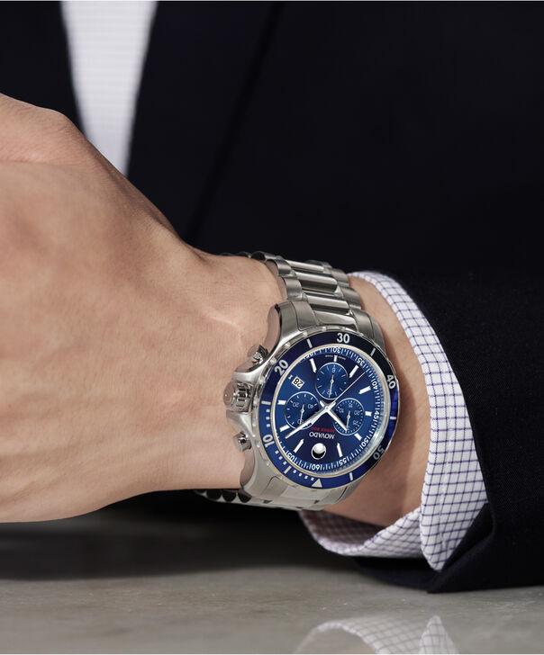 791547719 ... MOVADO Series 8002600142 – Men's 42 mm bracelet chronograph - Other view