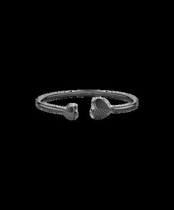 MOVADO Movado Heart Bracelet1840026 – Bracelet noir Movado Heart - Front view